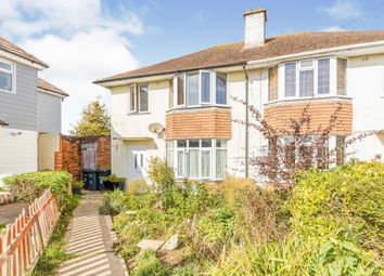 3 bed semi-detached house for sale in Stoners Close, Gosport PO13