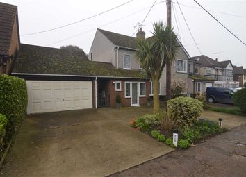 Thumbnail 3 bed semi-detached house for sale in Recreation Avenue, Old Corringham, Essex
