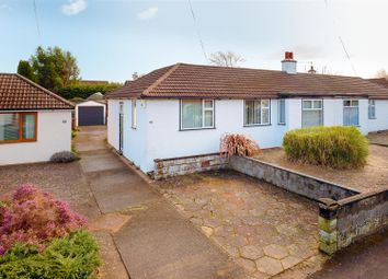 Thumbnail 3 bed semi-detached bungalow for sale in Avenue Road, Belmont, Sutton