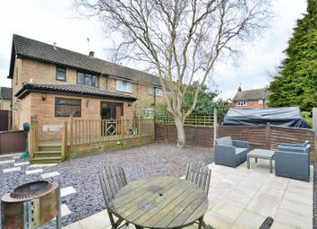 Thumbnail 2 bed end terrace house for sale in Willow Tree Gardens, Doddington Park, Lincoln