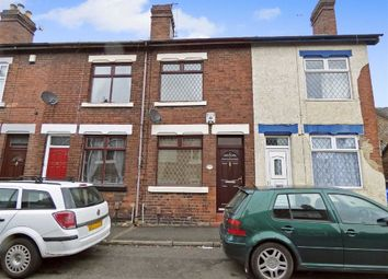 Thumbnail 2 bedroom terraced house for sale in Capewell Street, Longton, Stoke-On-Trent