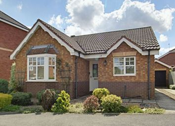 Thumbnail 2 bed detached bungalow for sale in Marsh Drive, Beverley