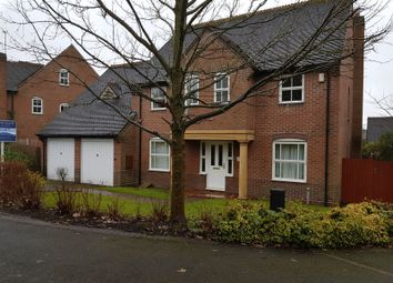 Thumbnail 4 bed detached house to rent in 19 Simpsons Walk, Horsehay, Telford