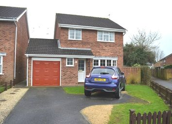 Thumbnail 3 bed detached house for sale in Lisle Road, Worle, Weston-Super-Mare