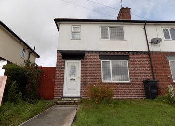 Thumbnail 2 bed semi-detached house to rent in Stourbridge, West Midlands