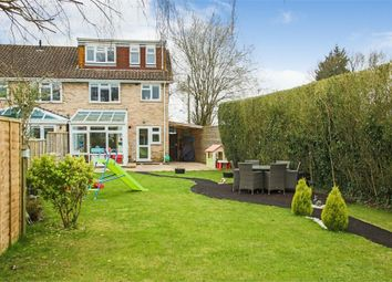 Thumbnail 4 bed end terrace house for sale in Farthings, Copthorne Bank, Copthorne, Surrey