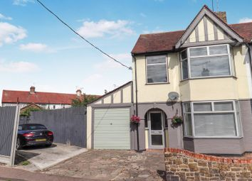 3 bed end terrace house for sale in Brooklands Avenue, Eastwood, Leigh-On-Sea SS9