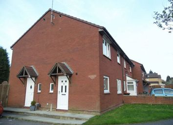Thumbnail 2 bed terraced house to rent in Guernsey Close, Cottesmore Green, Crawley