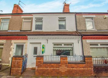 Thumbnail 3 bed terraced house for sale in Nesta Road, Canton, Cardiff