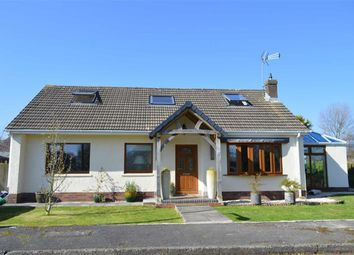 Thumbnail 4 bed detached bungalow for sale in South Close, Bishopston, Swansea