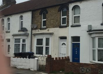 Thumbnail 2 bed terraced house to rent in Buckingham Road, Margate