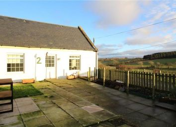 Thumbnail 1 bed semi-detached bungalow to rent in Ramageton Cottage, Hurlford, Kilmarnock, East Ayrshire