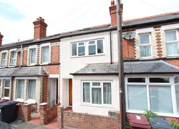 Thumbnail 4 bedroom terraced house to rent in Pitcroft Avenue, Earley, Reading