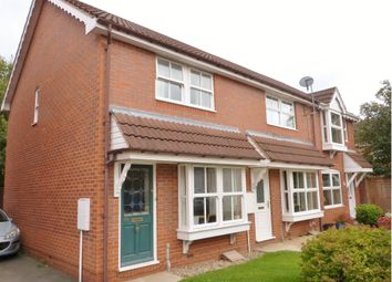 Thumbnail 2 bed end terrace house to rent in Hunters Row, Boroughbridge, York
