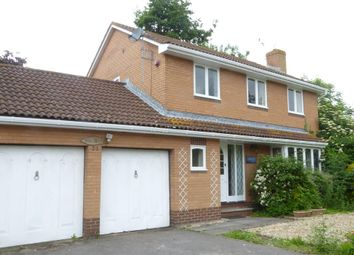 Thumbnail 4 bed detached house to rent in Hobbiton Road, Weston-Super-Mare