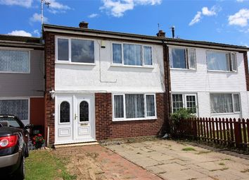 Thumbnail 3 bed terraced house for sale in Almond Close, Clacton-On-Sea