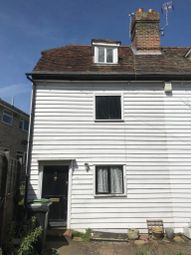 Thumbnail 2 bed end terrace house for sale in 4 Old Cottages, Tovil Green, Maidstone, Kent
