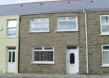 Thumbnail 3 bed terraced house to rent in Duffryn Road, Caerau, Maesteg