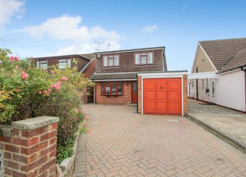 Thumbnail 4 bed detached house for sale in Lindon Road, Wickford