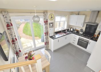 Thumbnail 2 bed terraced house for sale in Curlew Close, Bishops Cleeve