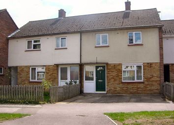 Thumbnail 2 bed terraced house to rent in Alex Wood Road, Cambridge