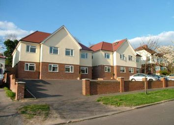 Thumbnail 3 bed flat to rent in Warren Road, Banstead
