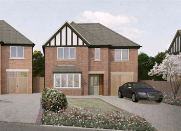 Thumbnail 4 bed detached house for sale in A2, Dumore Hay Lane, Fradley, Lichfield