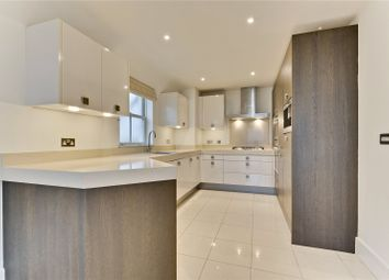 Thumbnail 2 bed flat to rent in Highwood House, Wayneflete Place, Esher, Surrey
