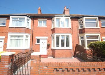 Thumbnail 3 bed terraced house to rent in Lindale Gardens, Blackpool, Lancashire