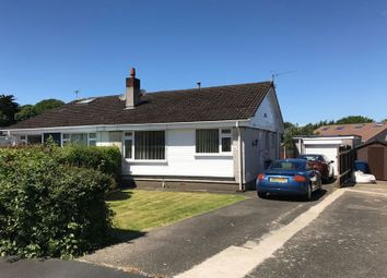 Thumbnail 3 bed semi-detached bungalow for sale in Lezayre Park, Ramsey, Isle Of Man