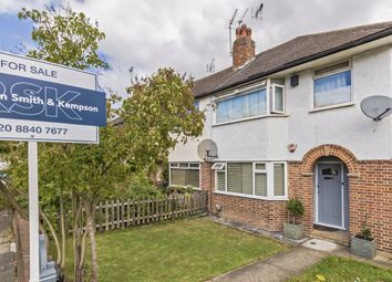 Thumbnail 2 bed flat for sale in Connell Crescent, London