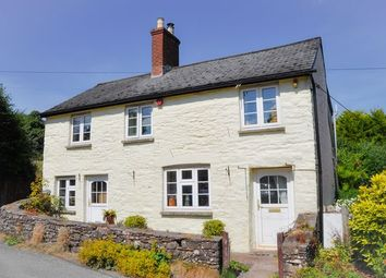 Thumbnail 4 bed cottage for sale in Upton, Taunton