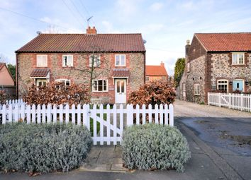 Thumbnail 2 bed cottage to rent in Broomsthorpe Road, East Rudham, King's Lynn