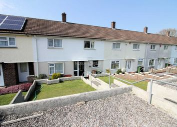 Thumbnail 2 bed terraced house for sale in Selkirk Place, Crownhill, Plymouth