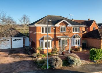 Thumbnail 4 bed detached house for sale in Lower Moor, Pershore, Worcestershire