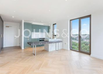 Thumbnail 1 bed flat for sale in Milne Building, West Hampstead Square
