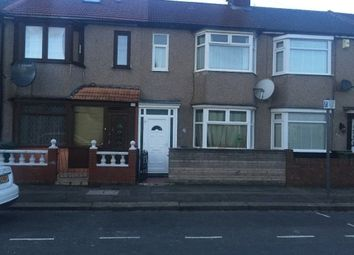 Thumbnail 3 bed terraced house to rent in Shipman Road, London