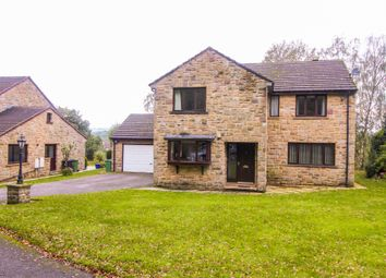 Thumbnail 4 bed detached house for sale in Birch Park, Brockholes, Holmfirth