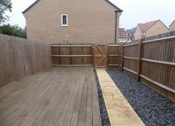 Thumbnail 2 bed property to rent in Buckthorn Way, Great Glen, Leicester