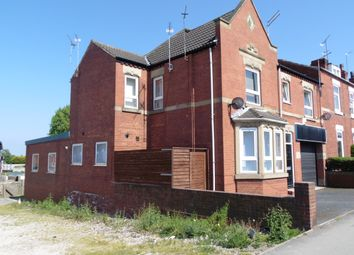 Thumbnail 1 bed flat to rent in Kirkby Road, Hemsworth