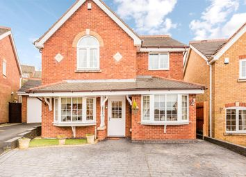 4 bed detached house for sale in Cherrydale Court, Dudley DY1