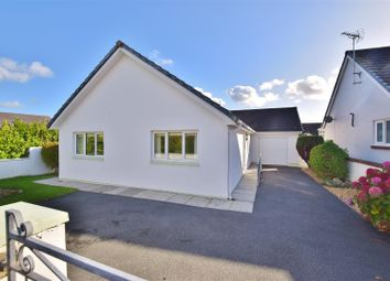 Thumbnail 3 bed detached bungalow for sale in Sheffield Drive, Steynton, Milford Haven