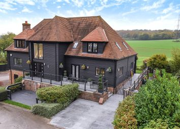 Thumbnail 5 bed detached house for sale in The Barn Home Farm, Hawstead Lane, Chelsfield Village