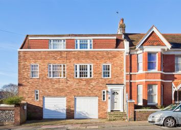 Thumbnail 3 bed town house for sale in Buxton Road, Brighton