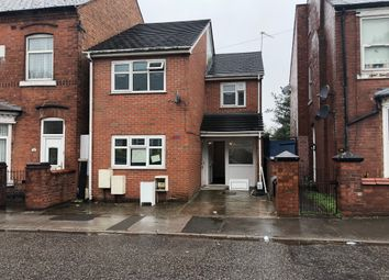 Thumbnail 4 bed terraced house to rent in Bath Road, Walsall