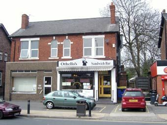 Thumbnail 2 bed flat to rent in Palatine Road, Northenden