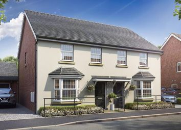"""Thumbnail 3 bed semi-detached house for sale in """"Langham"""" at Barnhorn Road, Bexhill-On-Sea"""