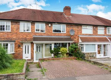 3 bed terraced house for sale in Tideswell Road, Great Barr, Birmingham B42