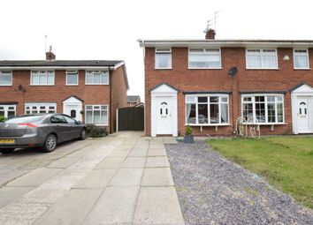 Thumbnail 3 bed semi-detached house for sale in Egdon Close, Widnes, Cheshire