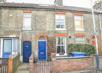Thumbnail 2 bed terraced house for sale in Cambridge Street, Norwich
